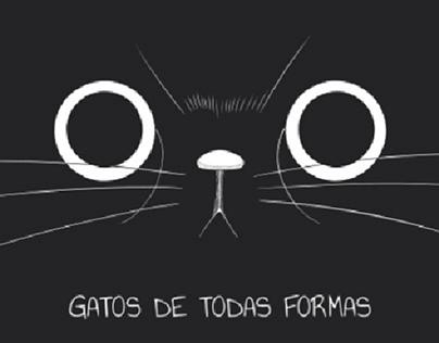 Gatos De Todas Formas. (libro)