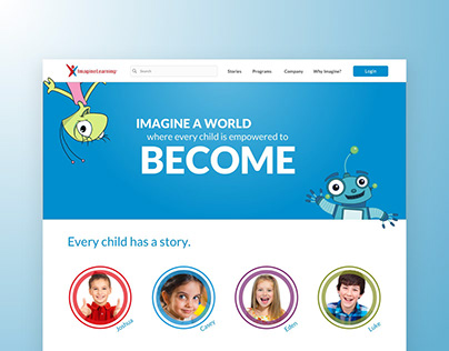 Imagine Learning Redesign