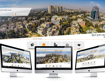 New Locality layouts for pickahome.com - Photography