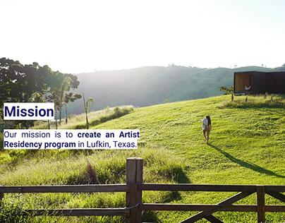 Artist Residency Program | Lufkin, TX