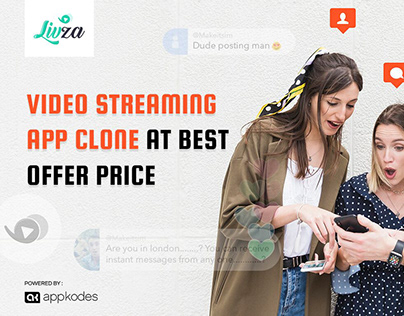 Video Streaming App Clone At the Best Offer Price