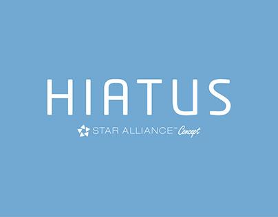 HIATUS UX/UI App Design