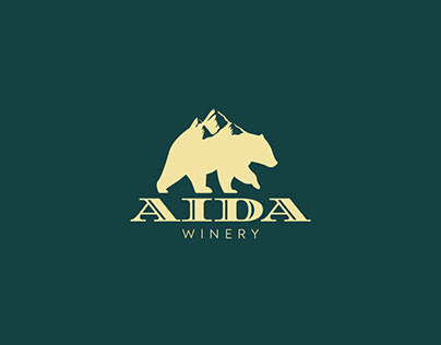 Aida Winery | Branding and Illustrations