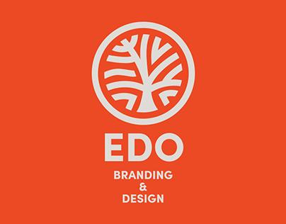 EDO Whisky Branding
