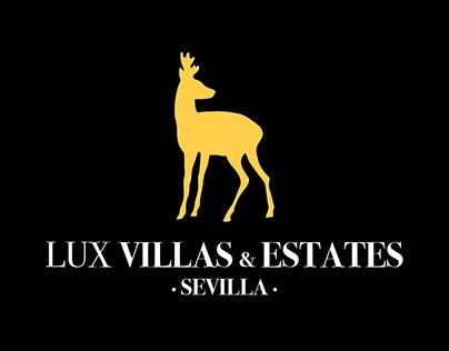 Lux Villas & Estates - Brand Design
