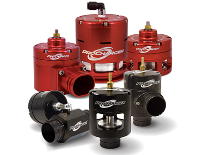 Bypass Valve Product Photography & Flier Design