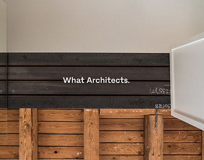 What Architects.