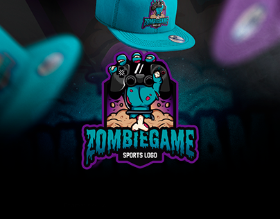 ZOMBIEGAME SPORTS LOGO   AVAILABLE FOR SALE