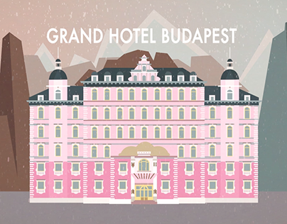 Building by Wes Anderson