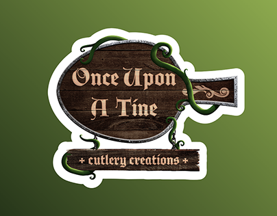 Once Upon A Tine logo