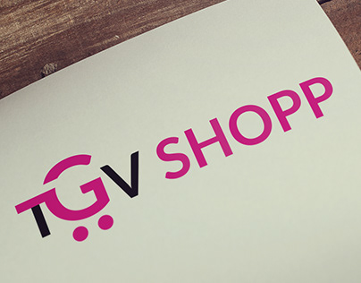 Shopp Logo Design