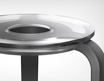 CMF stool