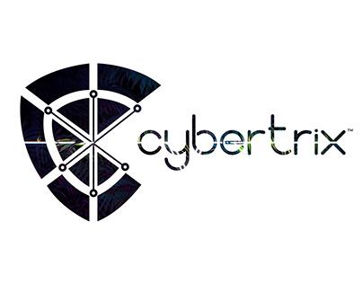 Cybertrix™ Logo Design