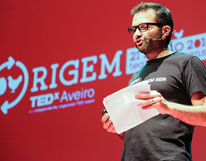TEDxAveiro 2016 - ORIGEM