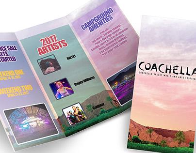 Coachella Brochure