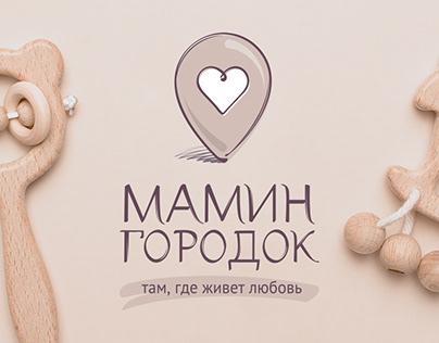 ИНТЕРНЕТ-МАГАЗИН ДЕТСКИХ ТОВАРОВ МАМИН ГОРОДОК