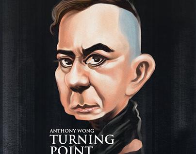 Illustration of Anthony Wong