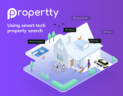 Propertty Landing Page