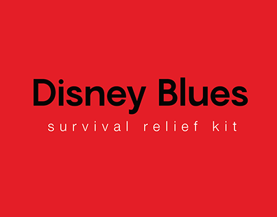 Disney Blues
