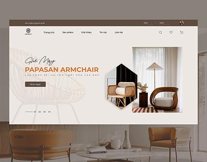 Infinity Website | Morden Furniture Store