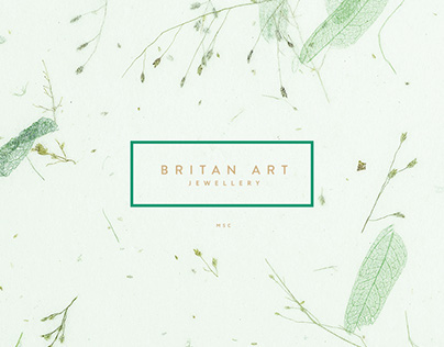 BRITAN ART Jewelry