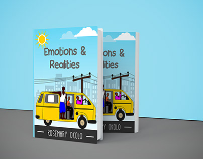 Emotions & Realities Cover Design