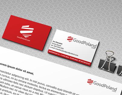 whitegraphic | Brand concept | GOOD POLAND