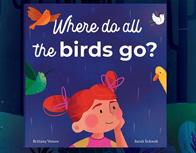 Where do all the birds go?