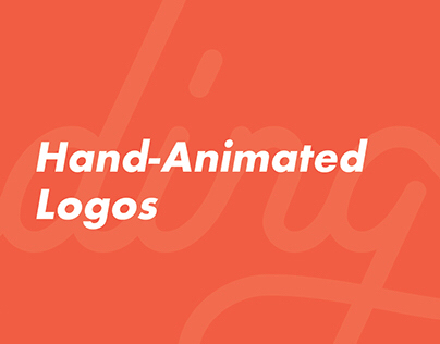 Hand-Animated logo collection