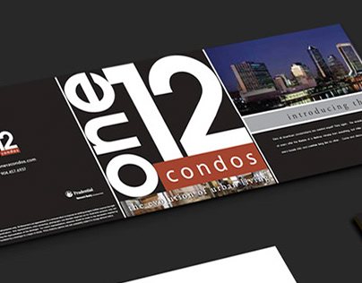 ONE12 Retail Condos - Marketing Campaign