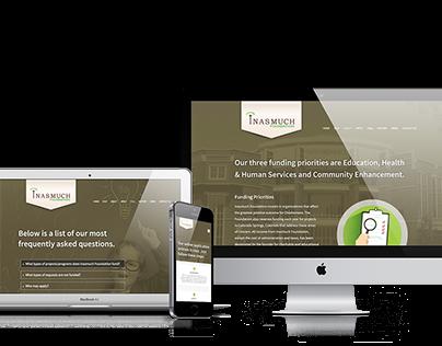 Inasmuch Website Development/Design