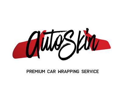 AutoSkin Logo & Brand Identity
