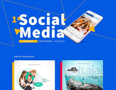 Social Media - 2018 / 2019
