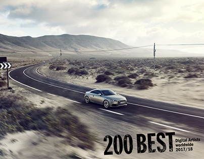 Audi TTS - CGI