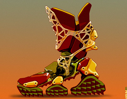 The BoulderSmash - Bootstrap Edition