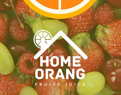 home orange brand