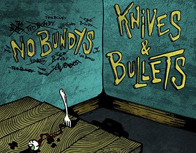 Dirección de arte - No Bundys Knives & Bullets