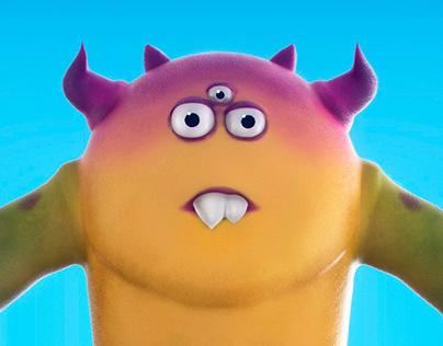 Eugenio / Monstruo 3D