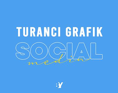 Turancı Grafik Social Media
