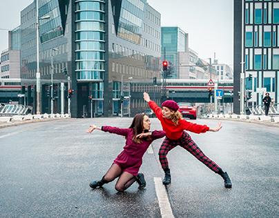 Dancers in Berlin