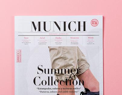 Munich Summer Collection '16