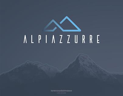 "LOGO DESIGN // ""Alpi Azzurre"""