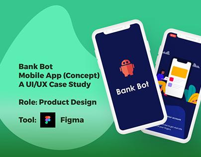 Bank Bot Mobile App