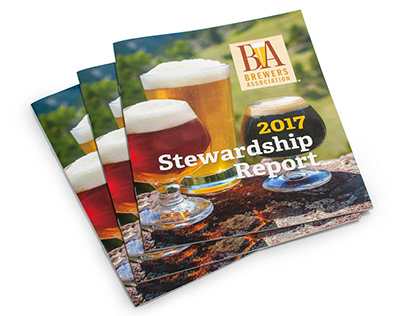 2017 Brewers Association Stewardship Report