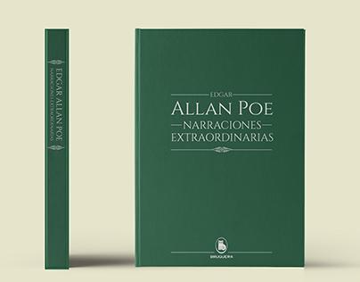 EDGAR ALLAN POE | Book