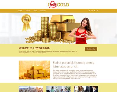 Community Website Design on WebsiteBuilder