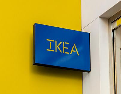 IKEA Rebrand