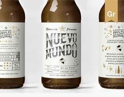 Nuevo Mundo, Cervezas Edición Limitada