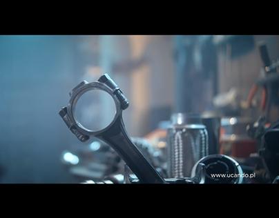"UCANDO ""Garage"", TV 2015"