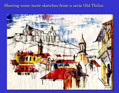 Old Tbilisi Sketches